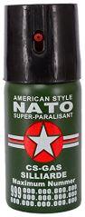 NATO Pepper spray high intesity