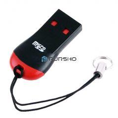 Gift Or Buy PURSHO Smart Memory Card Reader upto 64 GB
