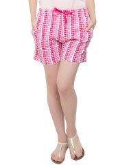 Clovia 100% Cotton Cotton Shorts With Trendy Prints (Product Code - Ns0425P14 )