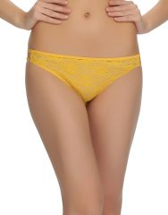 Clovia Cotton Blended Lace Bikini Pn0456P02 (Product Code - Pn0456P02 )