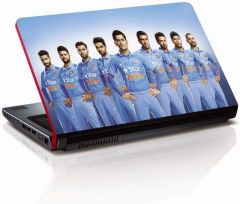 Cricket Team Laptop Skin - LP0410