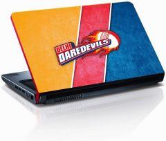 Delhi Daredevils Cricket Laptop Skin - LP0428