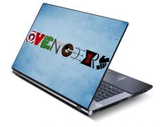 Illusion Laptop Notebook skins high Quality Vinyl Skin - LP0533