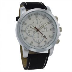Edwin Clark Analog Chronograph  Watch For Men With Date Display - MW-055
