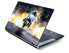 Automobiles Laptop Notebook skins high Quality Vinyl Skin - LP0458
