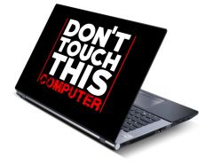 Illusion Laptop Notebook skins high Quality Vinyl Skin - LP0479