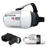 High Quality Vr Box Shutterbugs Vr Headset Virtual Reality 3d Glasses