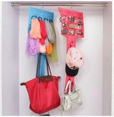 Bags jewellry scarves Organizer - BGJSOG