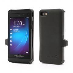 Black 3300MAH External Backup Battery For Blackberry Z10