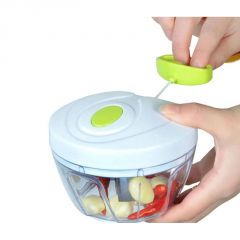 Multifunctional Speedy Vegetable Chopper / Chopped Fruit Crusher - Spdcop