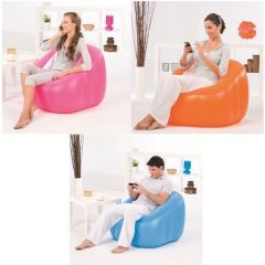 Comfort Quest Inflatable Comfi Cube Chair