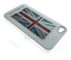 Designer Plastic Back Hard Cover Case for Apple iPhone 4 4S