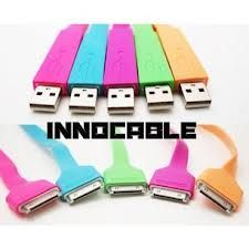 Innocable Micro USB Charger Data Cable for Apple iPhone 3/3g and iPhone 4/4