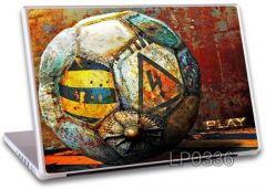 Football Laptop Notebook skins high Quality Vinyl Skin - LP336