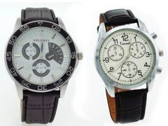 Buy 1 Get 1 Free - Designer Mens Stylish Wrist Watch MW003