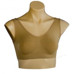 Seamless Air Bra Total Comfort - Beige