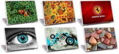 High Quality Laptop Skin Select From 8 Design LP0007 15 inch