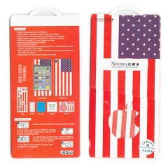 Designer Front and Back Screen Protector Skin For Apple iPhone 4 4S SCR4017