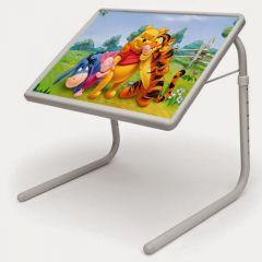 Phoo Table 2 Portable Adjustable Dinner Cum Laptop Tray Table 1002
