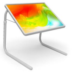 Graffiti Table Designer Portable Adjustable Dinner Cum Laptop Tray Table 473