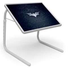 Batman Portable Adjustable Dinner Cum Laptop Table Tray BTM14