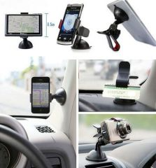 Car Windscreen / Windshield Mobile Holder Comfort For All Mobile Easy To Us - Automobile Accessories
