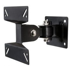 "Gadget Hero's Adjustable Wall Mount Bracket Kit 14""-24"" VESA 75 & 100 Complaint."