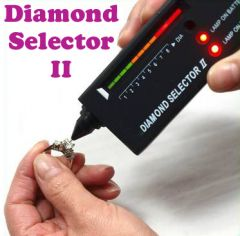 Gadget Hero's Diamond Selector Ii Hde (tm) High Accuracy Diamond Tester - New Arrivals