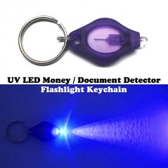Gadget Hero's Ultraviolet Uv LED Fake Money / Currency Notes & Documents