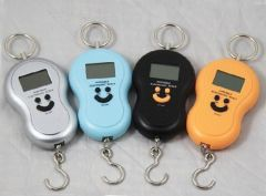 Gadget Heros Smiley 40 kg Weighing Scale With Tare Portable