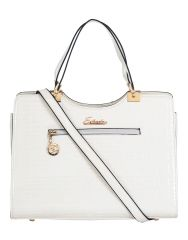 ESBEDA Ladies Handheld Bag White Color (D1511_1144)