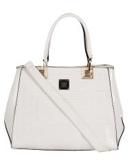 ESBEDA Ladies Handheld Bag White Color (D1832-2_1211)