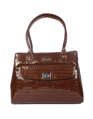 ESBEDA Ladies Handbag Brown Color (MA290616_1407)