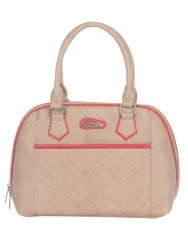 ESBEDA ladies Hand Bag Beige color (SH200716_1427)