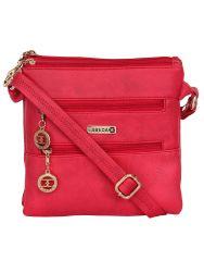 Esbeda Women's Clothing - ESBEDA ladies Sling Bag RED color (MA220716_1441)