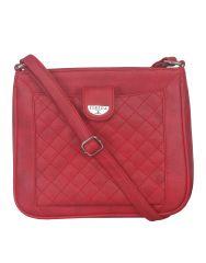 ESBEDA ladies  Slingbag Red color (MZ290716_1471)