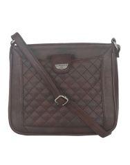 ESBEDA ladies  Slingbag Brown color (MZ290716_1474)