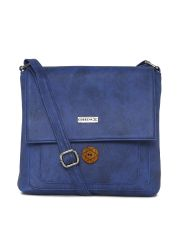 ESBEDA Light Blue Color Solid Women's Slingbag
