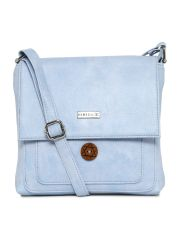 ESBEDA Blue Color Solid Women's Slingbag
