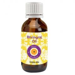 Pure Bhringraj Oil 50ml (Eclipta alba) 100% Natural Therapeutic Grade
