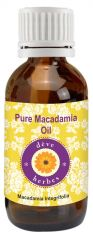 Pure Macadamia Essential Oil 30ml -Macadamia integrifolia.