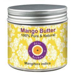 Pure Mango Butter (Mangifera indica) 50gm