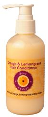 Orange & Lemongrass Hair Conditioner - 200ml
