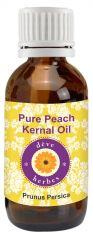 Pure Peach  Kernal Oil 30ml - Prunus Persica
