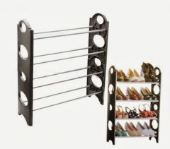 Deemark Stackable Shoes Rack