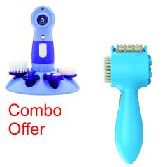 Deemark combo of Power Perfect Pore with Brain comfrot