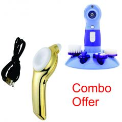 Deemark combo of Power Perfect Pore with Eye exerciser