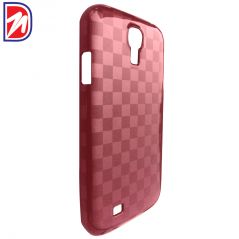 Deemark Samsung Side View Cover for Samsung Galaxy S5 -RED