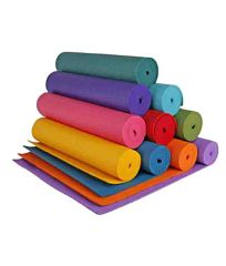Deemark Yoga Mat Multicolour