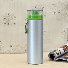 H2Go-Omada AL-20636 Aluminium Drinking Bottle  800 Ml